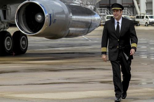 Marcus Reubenstein Image John Travolta Sydney Airport