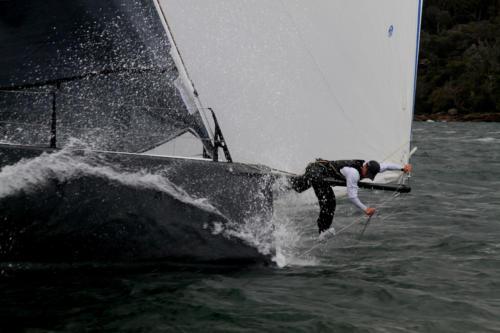 Reubenstein_Big Boat Challenge Sydney