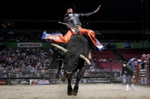 Reubenstein_Pro Bull Ride