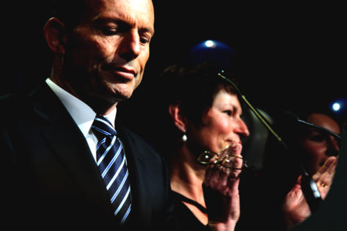 Reubenstein_Tony Abbott 2010