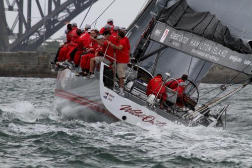 Reubenstein_Wild Oats XI Sydney Harbour 2