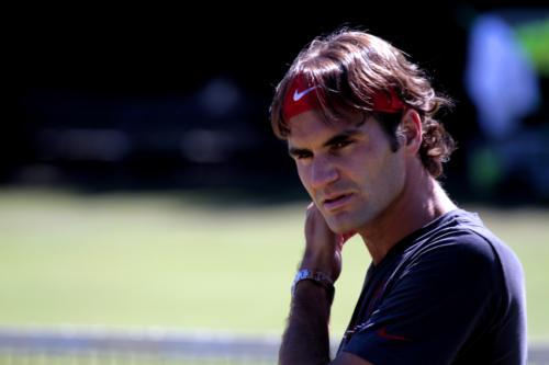 Roger Federer Sydney